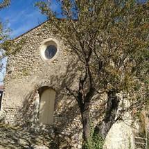 Chapelle à Bras d'Asse