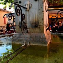 Fontaine d'Aiguines
