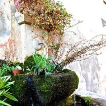 Fontaine de Moustiers Sainte Marie