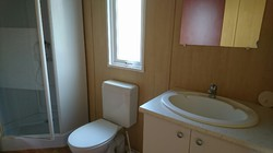 Chalet 2 chambres-sdb-wc