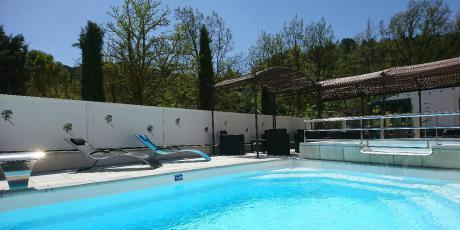 Reception office of Camping Rose de Provence - Verdon***
