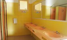 Sanitary facilities (women) Camping Rose de Provence - Verdon***