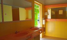 Sanitary facilities Camping Rose de Provence - Verdon***