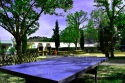 Ping pong table  Camping Rose de Provence - Verdon***