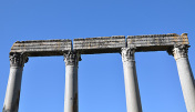 Roman columns of Riez-la-Romaine